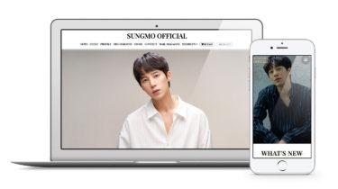 SUNGMO 公式ファンクラブをリニューアルオープン