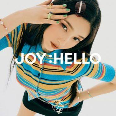 【オフィシャルインタビュー】JOY(Red Velvet)、スペシャルアルバム「Hello」でソロデビュー