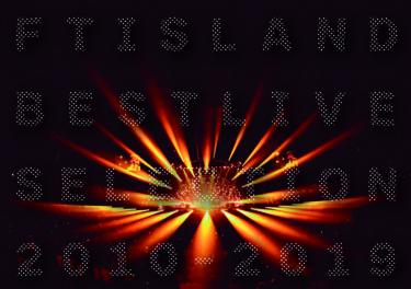 FTISLAND、ベストライブDVD/Blu-ray『FTISLAND BEST LIVE SELECTION 2010-2019』(9月29日発売)より、 メンバーの成熟した魅力を感じられるライブティザー映像(2)公開!
