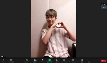 Apeace J.Dが誕生日に韓国からオンライントーク会開催!インスタライブもお届け!