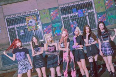 MAMAMOOの妹分!超実力派新人グループPURPLE KISSの 韓国2枚目のミニアルバム「HIDE&SEEK」、本日から配信スタート!