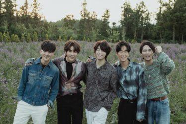 SUPERNOVA(超新星)、9th ALBUM『CLOUD NINE』よりMVメイキング&インタビューダイジェストが公開!